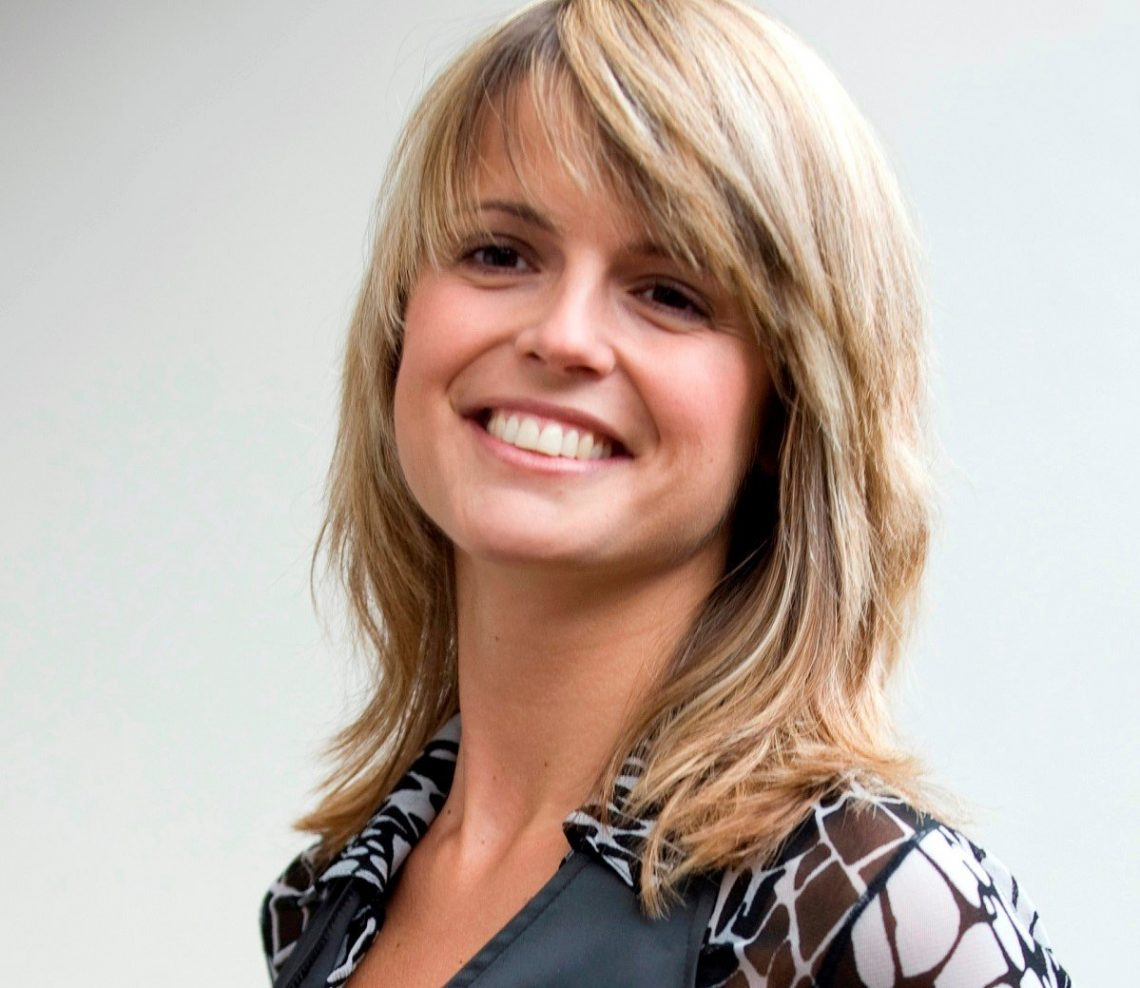 Didie is Miss Nederland ambassadeur