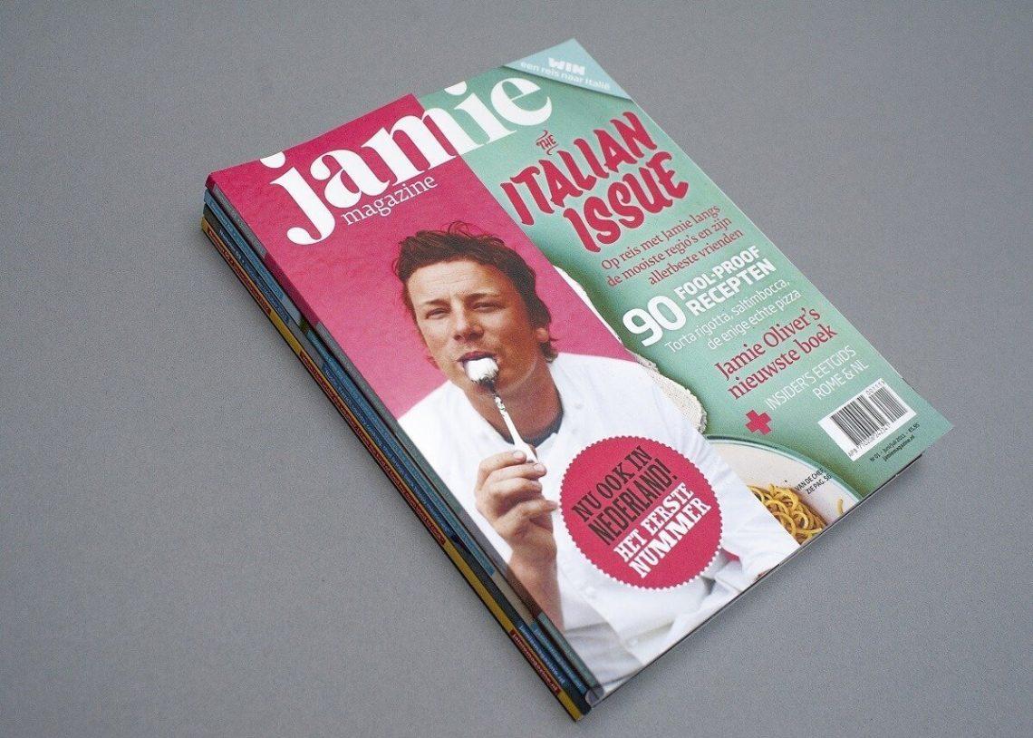 jamie oliver eerste nummer
