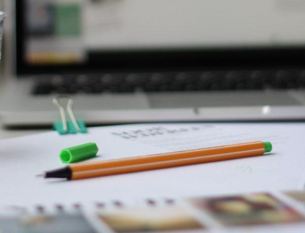 beginnen met online schrijven