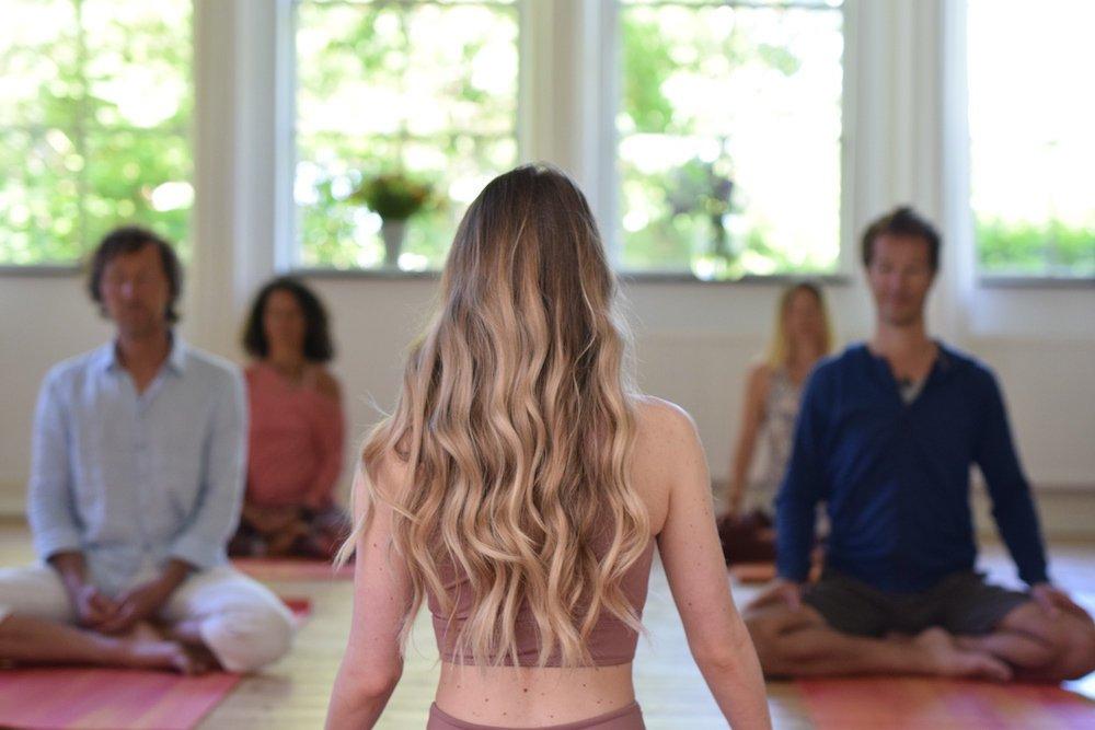 beste yoga retraite in zeeland