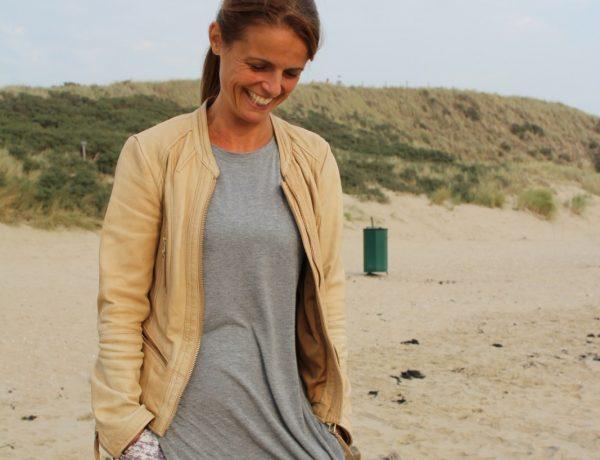 weekendje alleen weg in de duinen bij zee