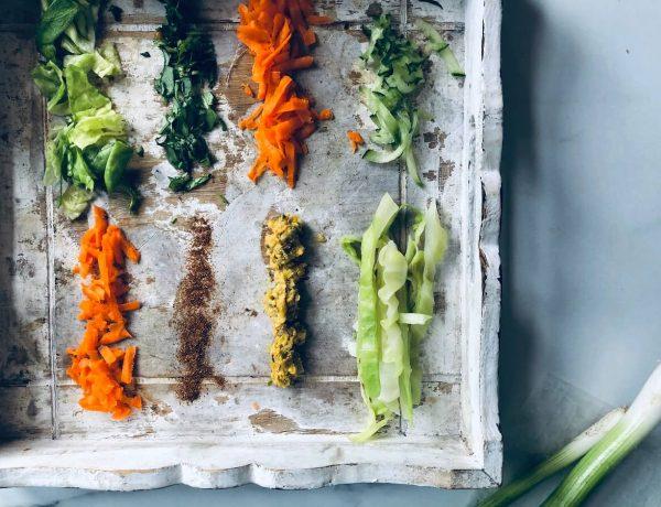 boeddhistisch eten voor een gezond lichaam