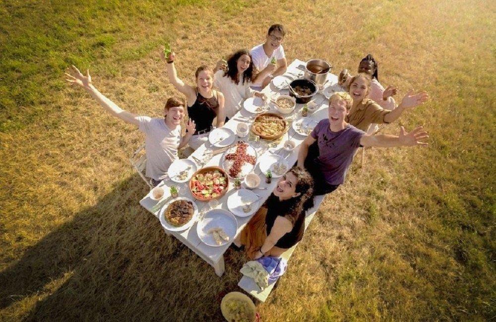 waarom samen eten zo belangrijk is