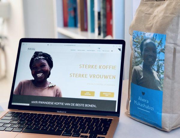 Bekske is duurzame koffie van vrouwen uit Rwanda