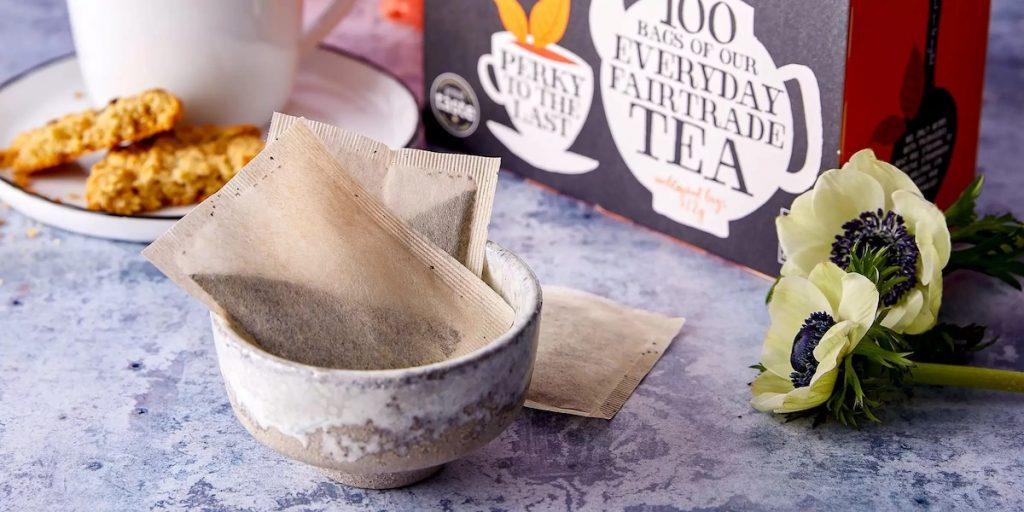 Clipper theezakjes zonder plastic