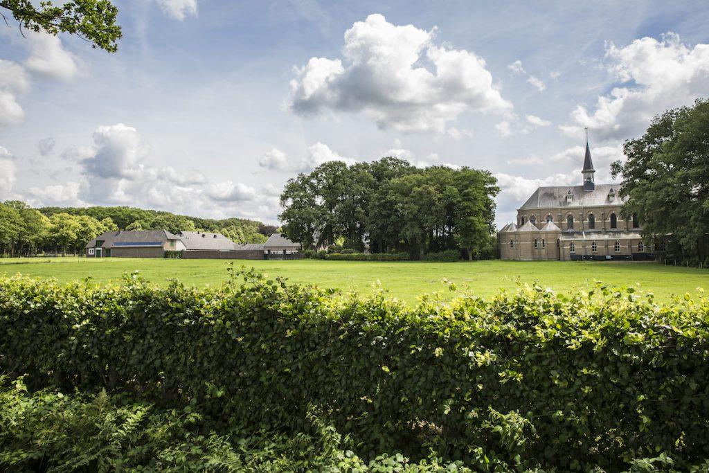 Stilteretraite in Nederlands klooster
