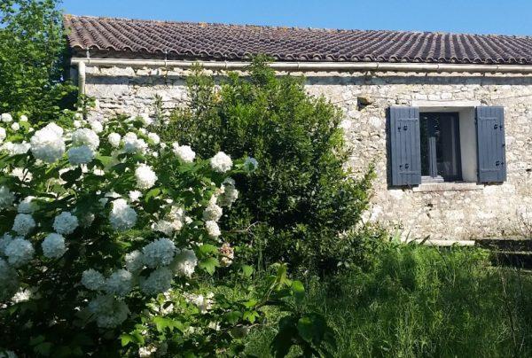 huisje op retraite in Frankrijk